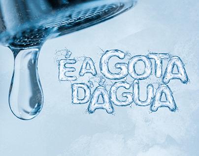 É a Gota D'Água | Record TV Goiás