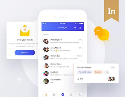 Hive - productivity platform