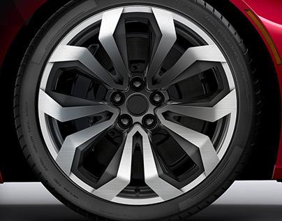Wheel design project