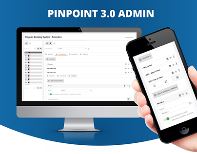 Pinpoint 3.0 Admin Concept V02