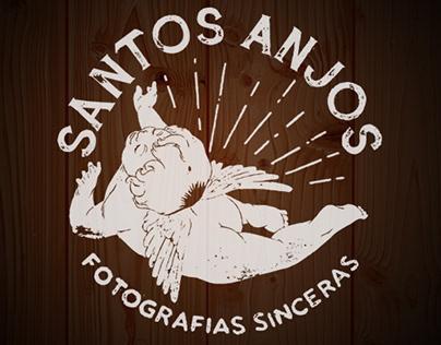SANTOS ANJOS - Fotografias Sinceras (logo 2016)