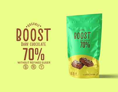 Boost Dark Chocolate