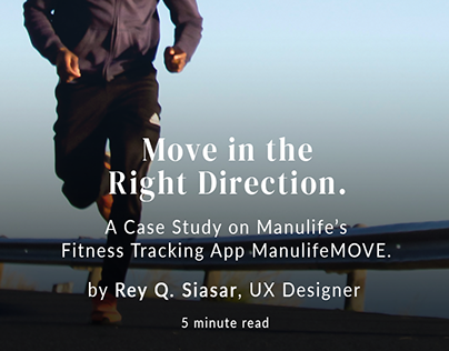 ManulifeMOVE Case Study