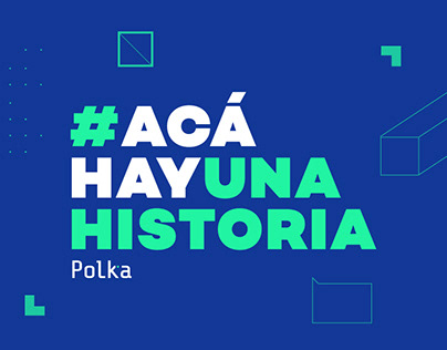 Polka | Rebranding