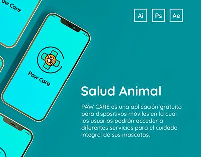 App salud animal | Paw Care