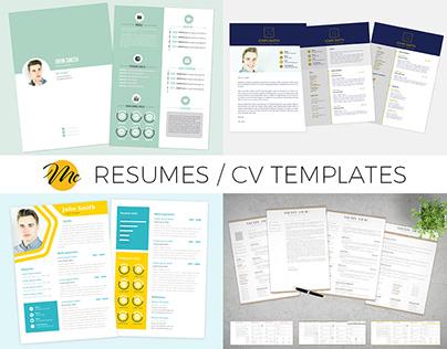 Resumes / CV Templates