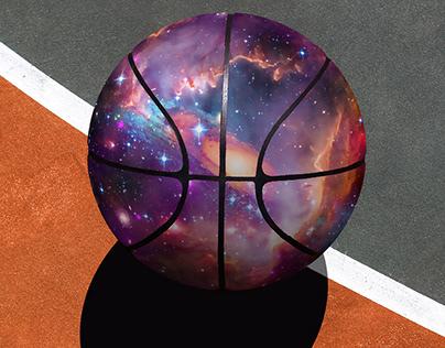 Galactic Hoop Dreams