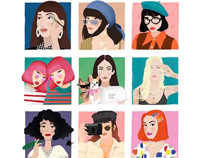 Women Portraits