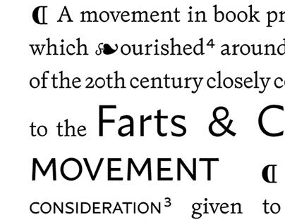 Custom Typefaces «Skald»