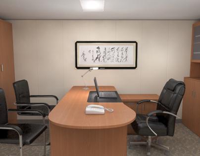 舰船舱室室内设计