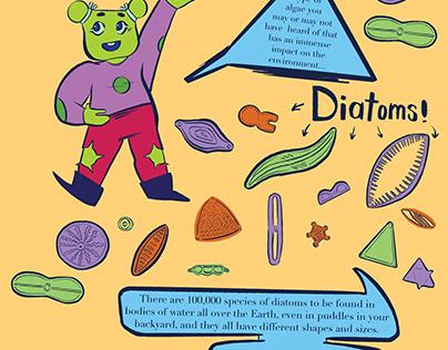 Jaime Mosquera's Educational Comics
