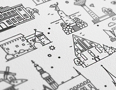 Iconic Architecture of Tallinn