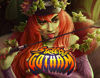 Streets of Gotham: Poison / Poison Ivy