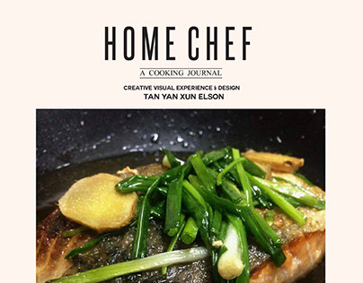 Home Chef - Personal cooking journal