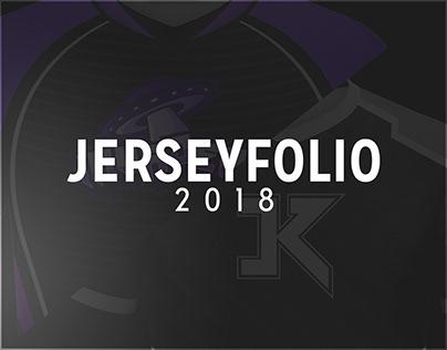 Jersey Designs - 2018