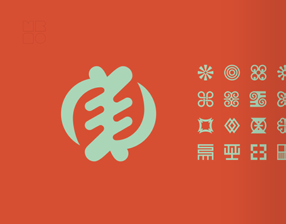 28 Adinkra Icons (Free Vector Pack)