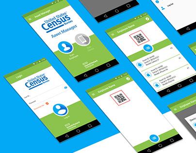Asset Manager Mobile App