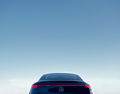 ALL ELECTRIC. ALL MERCEDES.