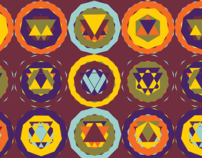 Pattern Design Part 2- using specific color schemes