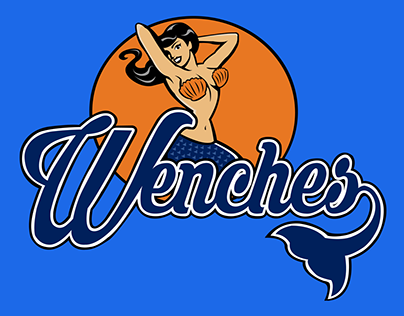 Chicago Wenches Logo