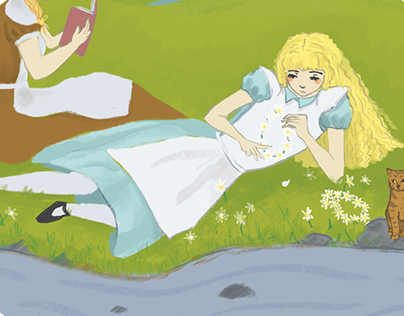 The Adventures of Alice in Wonderland (Animated)