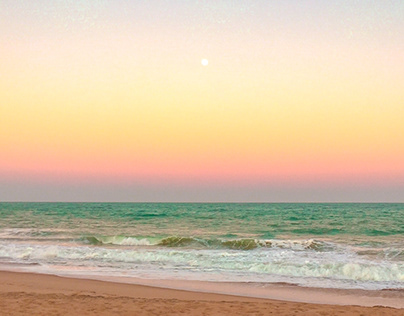 Rio das Ostras - Sunset