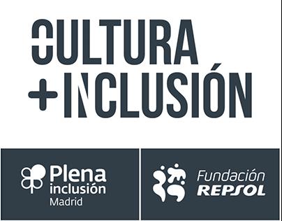 Logo + Cultura + Inclusión