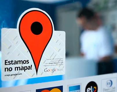 Google Meu Negócio - Tá no mapa