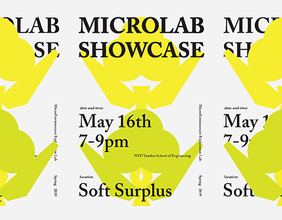 MicroLab Showcase Poster