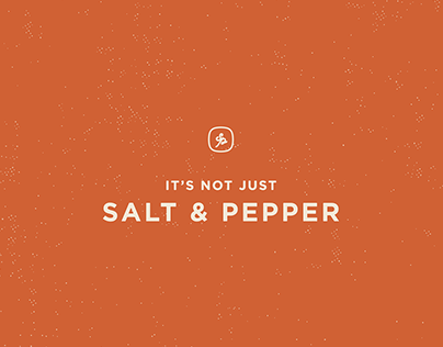 It's Not Just Salt and Pepper