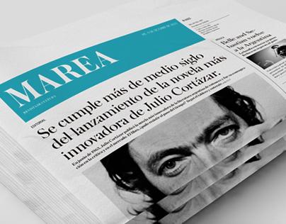 MAREA · Diario