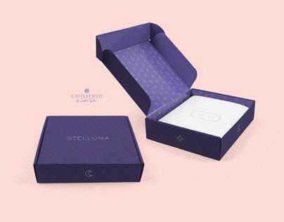 Stelluna Subscription Box Packaging