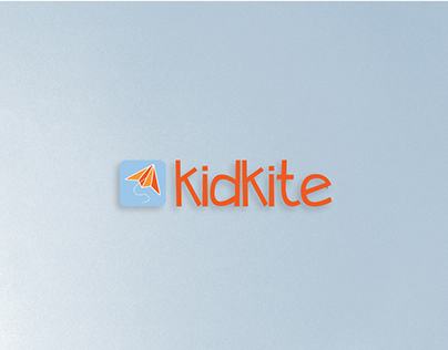 KidKite Logo and Layout App
