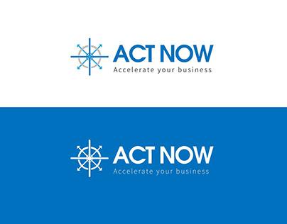 Act Now Logo Presentation