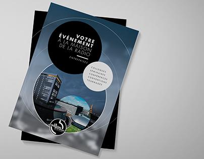 Catalogue - Votre événement à la maison de la radio -