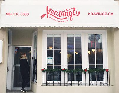 Kravingz Restaurant - Logo