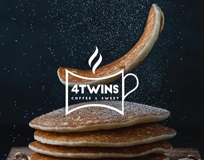 4Twins Identity design