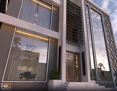 Modern Villa_Saudi Arabia