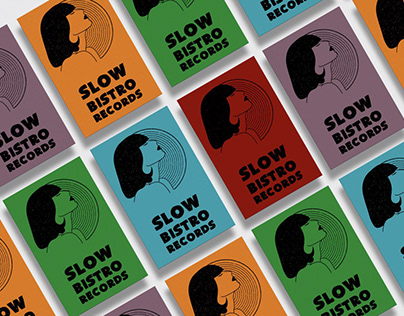 LOGO - Slow Bistro Records (record label / music)