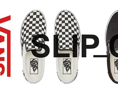 Vans Slip-On Digital