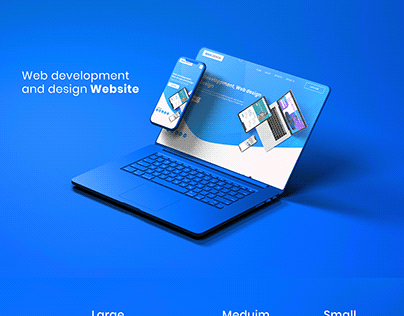 Web development and design website