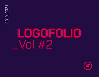 Logofolio Vol.2 (2019-2021)