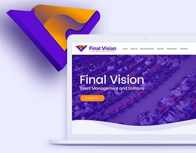 Final Vision   UI UX   Branding