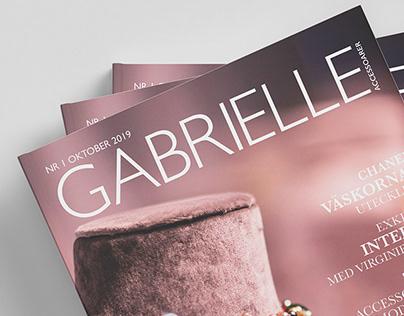 Gabrielle magazine