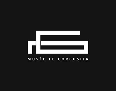 Musée Le Corbusier - Unofficial Brand Identity