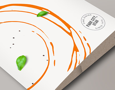 350 Main Restaurant - Corporate Identity