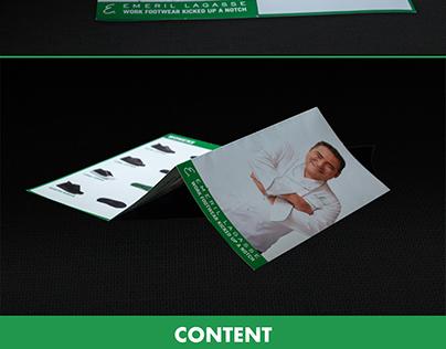 Emeril Lagasse Brochure
