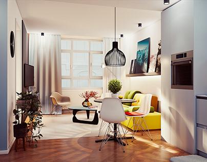 Unreal Engine Architectural Cinematic - Frankfurt