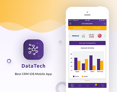 DataTech CRM apps