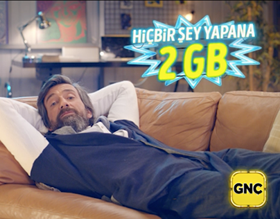 GNÇ New Year Campaign - Doing Nothing